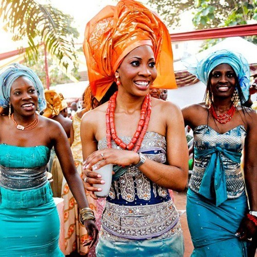 Nigerian Traditional Wedding ceremony